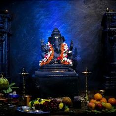 Make this Ganesha Chathurthi 2020 special with rituals and ceremonies. Lord Ganesha is a powerful god that removes Hurdles, grants Wealth, Knowledge & Wisdom. Lord Ganesha Paintings, Lord Shiva Painting, Ganesha Art, Shri Ganesh Images, Ganesha Pictures, Ganesh Wallpaper, Lord Shiva Hd Wallpaper, Whatsapp Dp, Ganpati Bappa Wallpapers