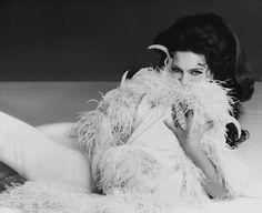 Princess Ira Fuerstenburg shot by Gianni Penati in 1968
