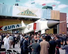 Did the Canadian government make the right decision in February 1959 to cancel the Avro Arrow project? Author and publisher Marc-Andre Valiquette of Montreal says NO. Researcher and writer Russell Isinger of Saskatoon says YES. Military Jets, Military Aircraft, Avro Arrow, Canadian History, Air Space, Of Montreal, Space Travel, Military History, Armed Forces