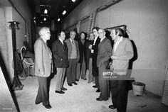 Michel Foucault, Roland Barthes and Pierre Boulez in Paris, France on February Roland Barthes, Critical Theory, New Paris, Conversation, Concert, Paris France, Writers, Philosophy, February