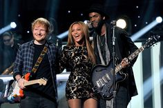 Beyonce, Ed Sheeran, & Gary Clark Jr to perform Stevie Wonder Tribute, this Would be an interesting topic to write about because it displays Stevie's influence on these 3 influential artists that are in the industry
