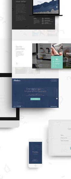 Isadora Design Microsite on Behance