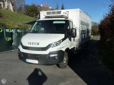 Camion magasin Iveco 2015