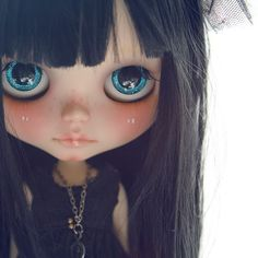#primadollyaubrey #blythe #customblythe #blythecustom #doll #K07 #K07doll