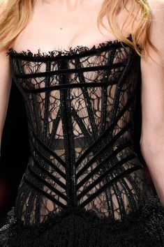 Atelier Versace at Couture Fall 2015 (Details)