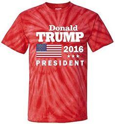 Donald Trump 2016 President T-Shirt.