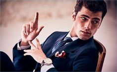 Massimo Dutti delivers quite the model cast for its latest style edit. The Spanish fashion label connects with top models, Clément Chabernaud, RJ Rogenski, and Sean O'Pry. The trio embraces a sartorial spirit with a lineup of impeccable looks. Representing contemporary ways to wear suits, the models stun in arresting tailoring. Waistcoats, suspenders, linen shirts,... [Read More]