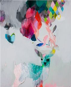 Miranda Skoczek. I need to work out how to own one of her prints, they are beautiful!