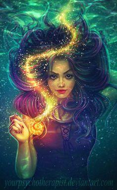 Ursula by yourpsychotherapist on deviantART