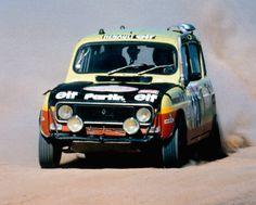 Renault 4 Dakar