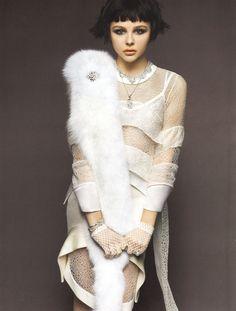 Chloë Moretz for Vogue Russia | Tom & Lorenzo