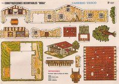 Spanish.Farmhouse.papercraft.JPG wordt weergegeven
