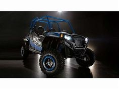 Polaris 2013 Ranger RZR® XP™ 900 H.O. Jagged X Edition Utility Vehicles.. oh what I would do to have one of these!!