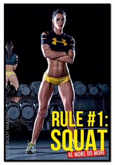 RULE#1: SQUAT