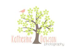 Premade Logo and Watermark for by FreshLavenderDesigns on Etsy, $12.00
