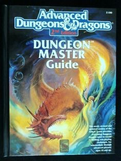 dungeon master guide 2nd edition pdf