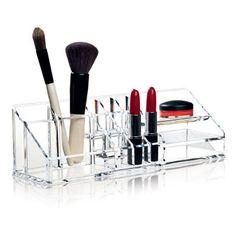 Clear Make Up Organizer Sminkställ | Nomess | Länna Möbler | Handla online