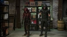 Arrow Season 4 Episode 2 Oliver and Thea are concerned when a family friend plans to run for mayor. Thea starts to exhibit side effects from the Lazarus Pit. Felicity asks an employee for help with a business decision.