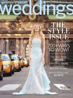 The Shocking Revelation Of Martha Bridal Magazine Top Wedding Sites