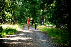 Do you love to photograph like I do? Get my 7 FREE basic photography tips - you need to know here; http://pw5383.wixsite.com/free-photo-tips   Photographer Pernille Westh   My children running in the forest in Rørvig, Denmark, where we love to spend time in our summerhouse · Celebrate childhood...