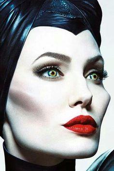 Angelina Jolie in MALEFICIENT