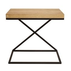 Odkládací stolek Beirut Black