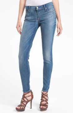 7 For All Mankind Gwenevere Skinny Jean buy at http://www.amazon.com/dp/B007BTKRME/?tag=bh67-20