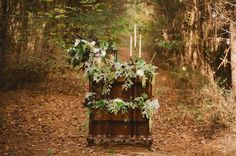 Ceremony Decor | Green Wedding Shoes Wedding Blog | Wedding Trends for Stylish + Creative Brides