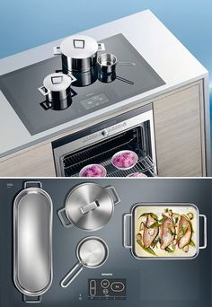 Siemens Full Surface Induction Cooktop