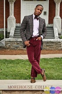 Fashion Inc. Style Society: The Best of Black Men's Fashion