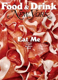 Bobby Doherty - I shot the cover for New York Magazine's Food & Drink Issue.