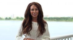 Holly Sonders Used to Steal Arnold Palmer's Parking Spot
