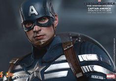 captain america marvel now suit - Google Search