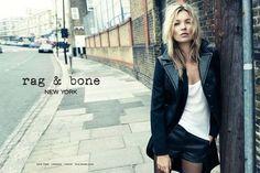 TAG AND BONE Fall 2012 Fashion Ad Campaigns Photo BY CRAIG MCDEAN