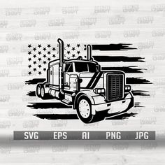 Car Silhouette, Silhouette Vector, Silhouette Projects, Dog Face Drawing, Truck Tattoo, Cricut Fonts, Big Trucks, Easy Drawings, Vinyl Decals