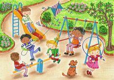 Es viernes y por tanto... ¡momento de salir a la calle! Llevar a los peques de la casa al parque hará que desarrollen sus habilidades sociales, hagan ejercicio y respiren aire fresco. ¡A disfrutar del finde!🙌🙌
