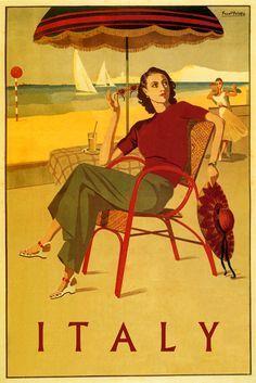 Vintage Travel Posters on Pinterest | Travel Posters, Vintage ...