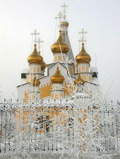 Yakutsk, Siberia, Russia