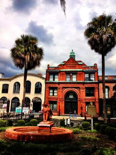 Factor's Walk, Bay Street, Savannah, GA