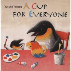 This outstanding book gets top marks for its clever story that features important ideas in economics related to innovation, supply, and demand.  The illustrations, marvelously creative and irresistible, may very well leave readers wishing for their own custom-made cups.