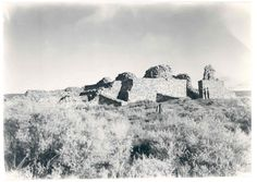 """Billy the Kid at Gran Quivira. After climbing up to the cross, Meadows suggested taking it down to get a closer look. Billy the Kid then said, """"No, John, it has a history and we'll leave some scientific devil do that."""" Removing artifacts destroys the information that may be learned from the relationship to its surroundings. Billy the Kid is a lot of things; outlaw, gunfighter, New Mexico legend. To that list we suggest adding Historic Preservationist."""