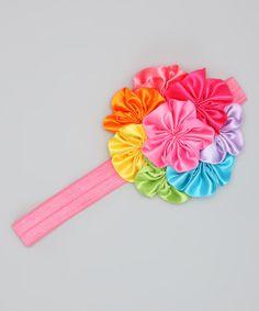 ..confetti cluster headband..