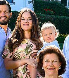 Prince Alexander, 15 juillet 2017, Photo officielle publiée le 24 juillet 2017 pour les vacances d'été, Jardin du Palais de Solliden, Öland (Suède)
