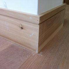 Simple baseboard design