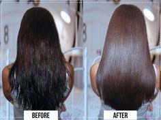 Enjoy Shiny, Strong Hair with a DIY Gelatin Hair Mask - Natural Beauty Skin Care Hair Mask For Damaged Hair, Diy Hair Mask, Hair Serum, Gelatin Hair Mask, Olive Oil Hair Mask, Brassy Hair, Silky Smooth Hair, Diy Hairstyles, Masks