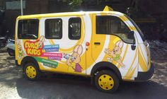 Euro Kids - Vehicle Branding