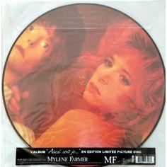 Mylene Farmer - Ainsi soit je...(édition limitée picture disc) 2013