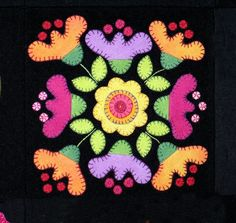 Everything's Blooming by Erica Kaprow Designs We get you sewing at PatternSpot.com - Sewing, Quilting, Garment Patterns, Projects, Ideas, Tutorials, Videos