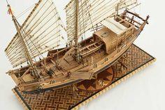 Photos ship model Chinese river junk of 19th century, details Junk Ship, Diy Shoe Storage, China Map, Concept Ships, Black Sea, Model Ships, Rowing, Water Crafts, Model Photos