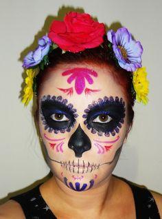 MAQUIAGEM: CAVEIRA MEXICANA | M•A•Cmaniaca